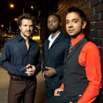 Vijay Iyer Trio | photo credit: Jimmy Katz